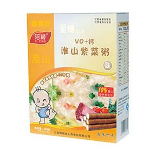 阿颖至博淮山紫菜粥