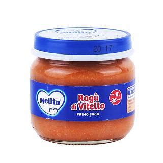 美林mellin 牛肉番茄混合泥