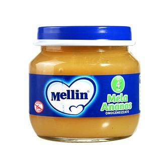 美林mellin 苹果菠萝泥