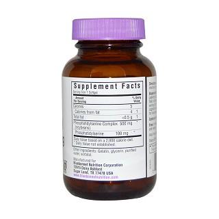 bluebonnet nutrition 磷脂酰丝氨酸软胶囊价格
