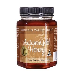 致美山谷新西兰金秋蜂蜜