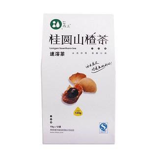 西立牌 桂圆山楂茶