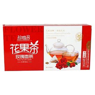珍尚品 玫瑰枣茶