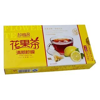 珍尚品 清新柠檬代用茶