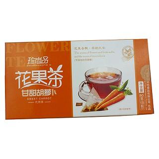 珍尚品 甘甜胡萝卜代用茶