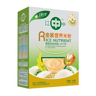 江中 金装营养米粉