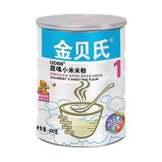 金贝氏原味小米大桶米粉