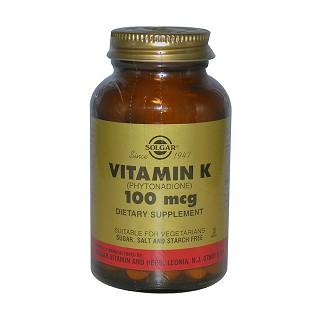 solgar vitamin k