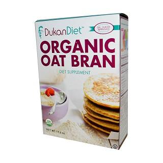 dukan diet organic oat bran