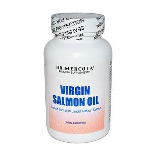 dr. mercola 鲑鱼油胶囊