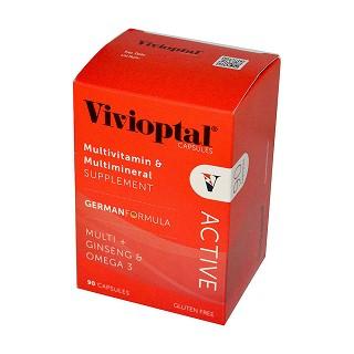 multivitamin & multimineral supplement active