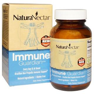 naturanectar immune guardian 100粒
