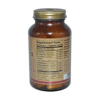 solgar 氨基酸复合物胶囊价格