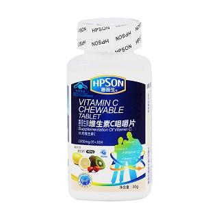 惠普生牌钙维d软胶囊200+维生素c咀嚼片30片功效作用厂家