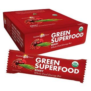 amazing grass 浆果能量棒