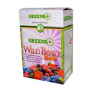 greens plus 野莓营养棒