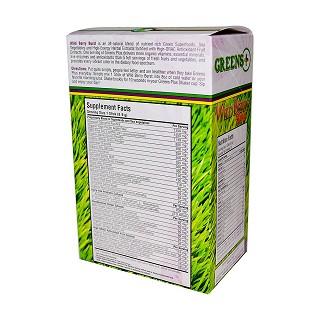 greens plus 野莓营养棒价格