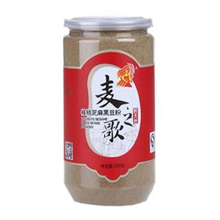 麦之歌核桃芝麻黑豆粉
