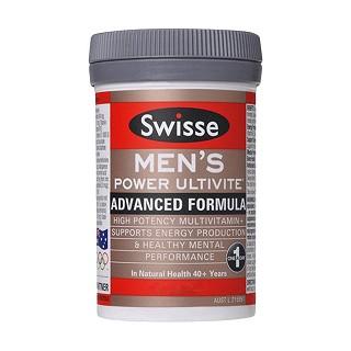 swisse 男士能量复合维生素