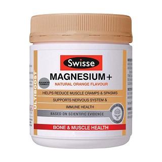 swisse 缓解抽筋肌肉痉挛镁粉