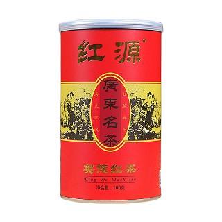 红源 广东名茶 传统英德红茶
