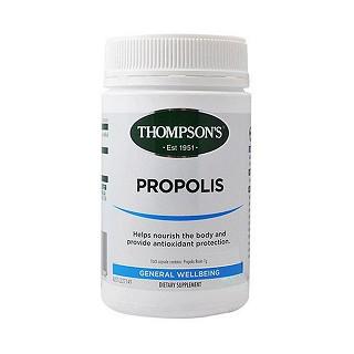 thompson's 汤普森 蜂胶胶囊