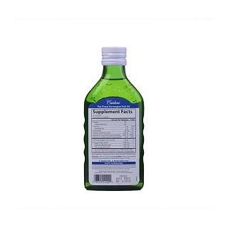 carlson 维生素d欧米伽-3鱼肝油价格