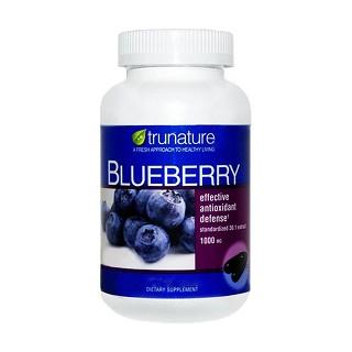 trunature 蓝莓精华胶囊保护视力 1000毫克