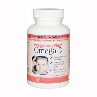 fairhaven health pregnancy plus omega 3