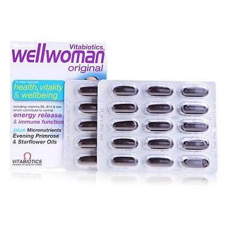 vitabiotics wellwoman 薇塔贝尔 女性健康营养片价格
