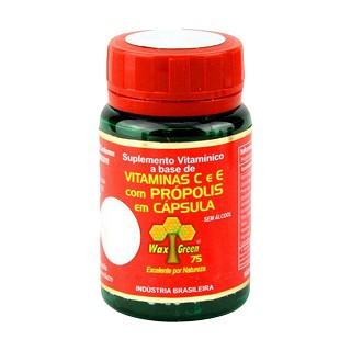 wax green 蜂胶胶囊 400毫克价格