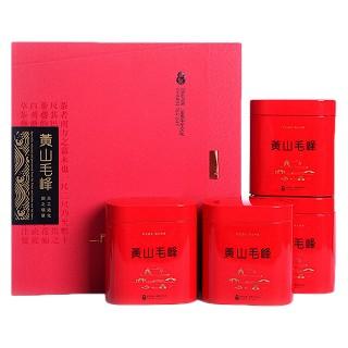 绿箩 高山传统手工茶 黄山毛峰