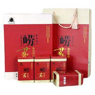 崂茗 醇厚小种红茶 崂山红茶