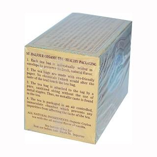 st. dalfour organic vanilla tea价格