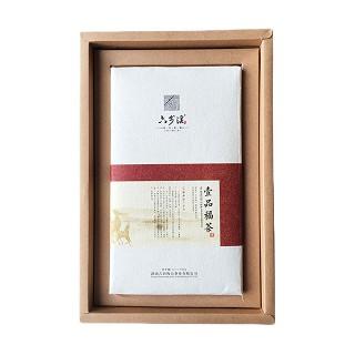 六步溪 野山茶 一品金花茯砖茶