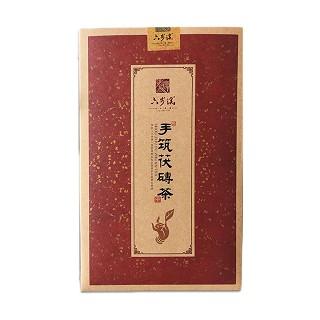 六步溪 金花茶叶 14年手筑茯砖
