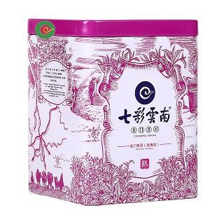 七彩云南 普洱茶 熟茶 名门