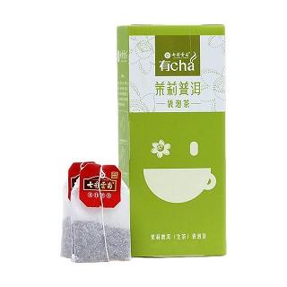 七彩云南 有cha 茉莉普洱袋泡茶
