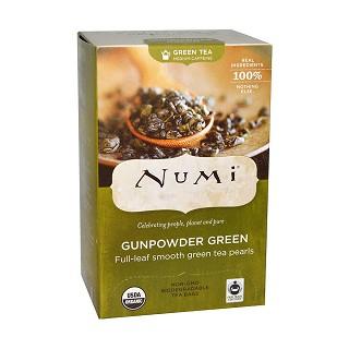 numi 有机绿茶瘦身美体配方