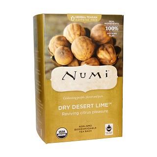 numi 有机沙漠酸橙美白补水配方茶