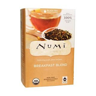 numi 有机营养早餐补充能量配方