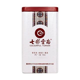 七彩云南 普洱茶 熟茶