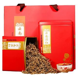 普育 金丝滇红茶叶