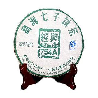 普育 勐海七子饼生茶