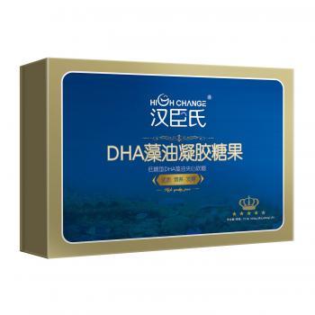 DHA藻油凝胶糖果价格