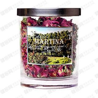 martina玛缇娜薄荷玫瑰花草茶