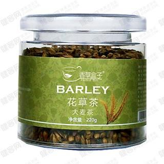 香草盒子黄金大麦茶