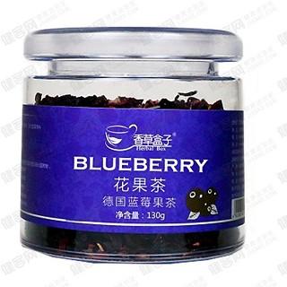 香草盒子蓝莓花果茶