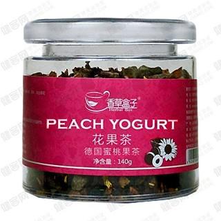 香草盒子蜜桃花果茶