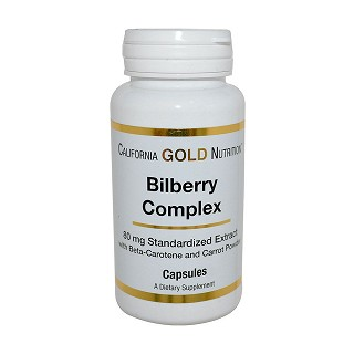 california gold nutrition bilberry complex(gold)